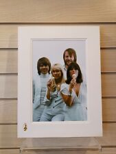 More details for abba 12x8 inch photo treble clef double mount 12x16 ref tc5
