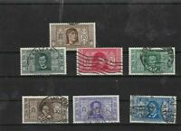 italy  1932 used stamps  ref 7485