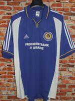 Soccer Jersey Trikot Maillot Camiseta Sport Dynamo Kiev 90'S Size XL