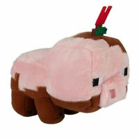Minecraft Earth Happy Explorer Muddy Pig Plüschfigur