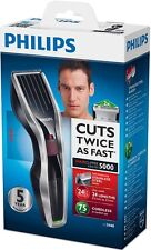 PHILIPS HC5440 UOMO CORDLESS Clipper per Capelli & Barba Trimmer DUALCUT Tech * NUOVA *