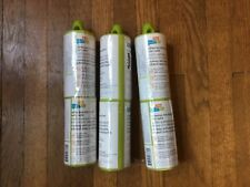 Honey-Can-Do Lint Rollers w/ Refills 60 Sheets Total - Lot of 3