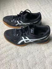 New listing ASICS Black Gel-Rocket Women's Volleyball / indoor court shoe / sneaker - size 7