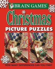 Christmas Picture Puzzles by Editors of Publications International Ltd.