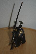 Schwarzer Ritter auf Pferd 70032 aus 2003 von Schleich