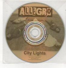 (BK653) Allegro, City Lights - DJ CD