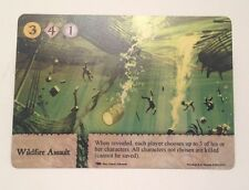 A Game of Thrones: Wildfire Assault promo card - S2 2013 Game Night Kit