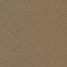 Medium Parchment Marine Seating/Upholstery Vinyl like Naugahyde 5 Yds