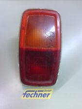 Heckleuchte R Opel Bedford Blitz 69 10/1975 Lamenträger Orange Rot rear light