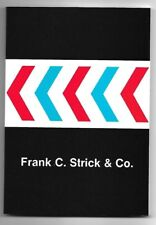 F.C.Strick & Company by H. Appleyard (Paperback, 1996)