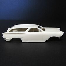 Jimmy Flintstone HO '58 Nomad Resin Slot Car Body - Fits 4 Gear - #41
