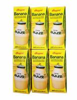 Binggrae Banana Flavored Milk Drink 6 Packs