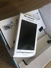 Sony Ericsson Xperia X8 E15i-White (without Simlock) 100% Original! like NEW!!!