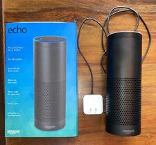 Amazon Echo Plus Alexa-Enabled Bluetooth Speaker (1st Gen) - Black