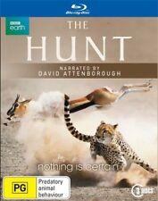 David Attenborough - The Hunt : NEW Blu-Ray
