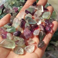 100g A Lot Of Natural Fluorite Crystal Octahedrons Rock Specimen China