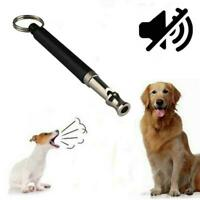 Dog Puppy Whistle Training Ultrasonic Pitch Sound Stop Barking Obedience Command