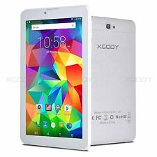 "Unlocked GSM 3G phablet 7"" Tablet PC Google Android 6.0 Dual SIM Smart Phone 8GB"