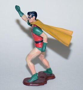 Robin Figure Ideal Justice League Batman Playset 1966