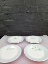 More details for 4 x portmeirion the seasons collection tea / side plates mixed designs 17.5 cm