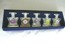 Bond No 9 NYC Perfume Gift Boxed Set of Five Miniatures 5ml. Each