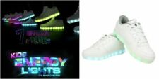 Chaussures blanches en synthétique Skechers pour garçon de 2 à 16 ans