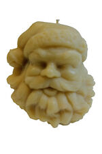 Father Christmas Santa Head Silicone Candle Mould,Mold,Make 1000 Candles, wick