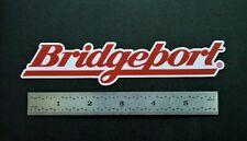 Sticker Tool Box Toolbox Cnc Machine Machinist Sticker Decal Bridgeport