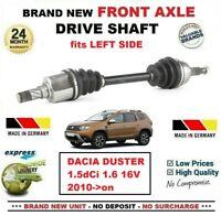 Pour Dacia Duster 1.5dCi 1.6 16V 2010- > Sur 1x avant Tout Neuf Axe Gauche Arbre