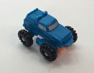 G1 Hydralic Blue Micromasters Transformers Monster Truck Patrol 1990 Vintage