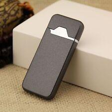 Black Cigar Butane Gas Refillable Lighter Jet Flame Fashion Cigarette Lighter