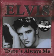 Elvis Presley - Theres Always Me  [ 8-CD & 1 DVD Box Set Wonderland Records ]