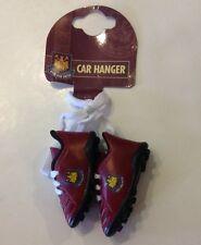 West Ham United FC Boot Shoe Car Hanger