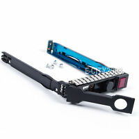 "2.5"" SFF SATA SAS HDD Tray Caddy For HP Proliant DL380P G8 Gen8 Ship From USA"