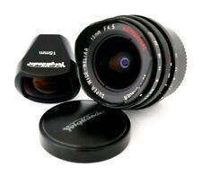 134 Voigtlander Super Wide Heliar 15mm f/4.5 for Leica L39 *EXC+++* Ship By DHL