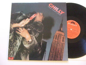 CHILLY For Your Love LP SPAIN 1979 Brad Howell Supermax Yardbirds Chicahlgrund