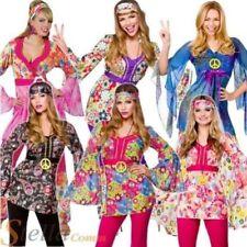 Déguisements costumes hippie pour femme