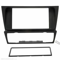 Scosche BW2372B Double DIN Car Install Dash Kit for Select 2006-Up BMW Vehicles
