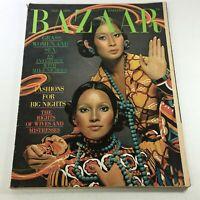 VTG Harper's Bazaar Magazine: November 1970 -  Wives & Mistresses No Label
