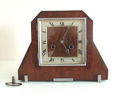 Walnut Antique Clocks with Westminster Chimes