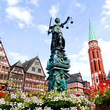 3 Tage Kurzreise Frankfurt Hotel günstig buchen Citytrip Reisegutschein Urlaub