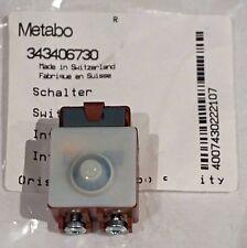 Schalter Metabo WBE 700 W 7 WE 9 WPS 7 WP 7 G 500 GE 700 STE 100 135 LF 724
