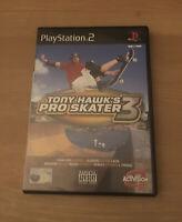 Tony Hawk's Pro Skater 3 (Sony Playstation 2, 2001) PS2 FREE P&P & FAST DISPATCH