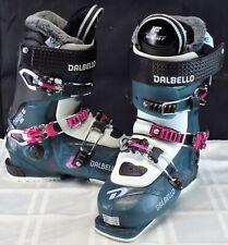 New listing Dalbello Krypton Chakra 85 Ax New Women's Ski Boots Size 23.5 #819573