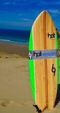 """6""""0 Hotsurf 69 Softboards Kids Surfboards Fish Learners Board inc Fins/leash/Wax"""