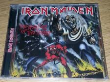 "IRON MAIDEN  ""The Number Of The Beast""    NEW  (CD)"