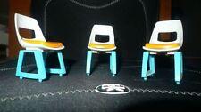 Garden Miniature Chairs for Dolls