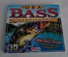 Usa Bass Championship Pc Computer Cd Rom Game 2003 Ships Free
