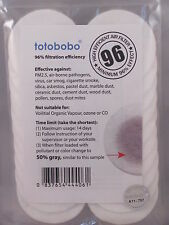 ANTI POLLUTION TOTOBOBO 96% FILTERS (10 PAIRS)