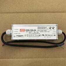 1pc New MEAN EWLL LED switching power supply CEN-100-24 ( 24V 4A )